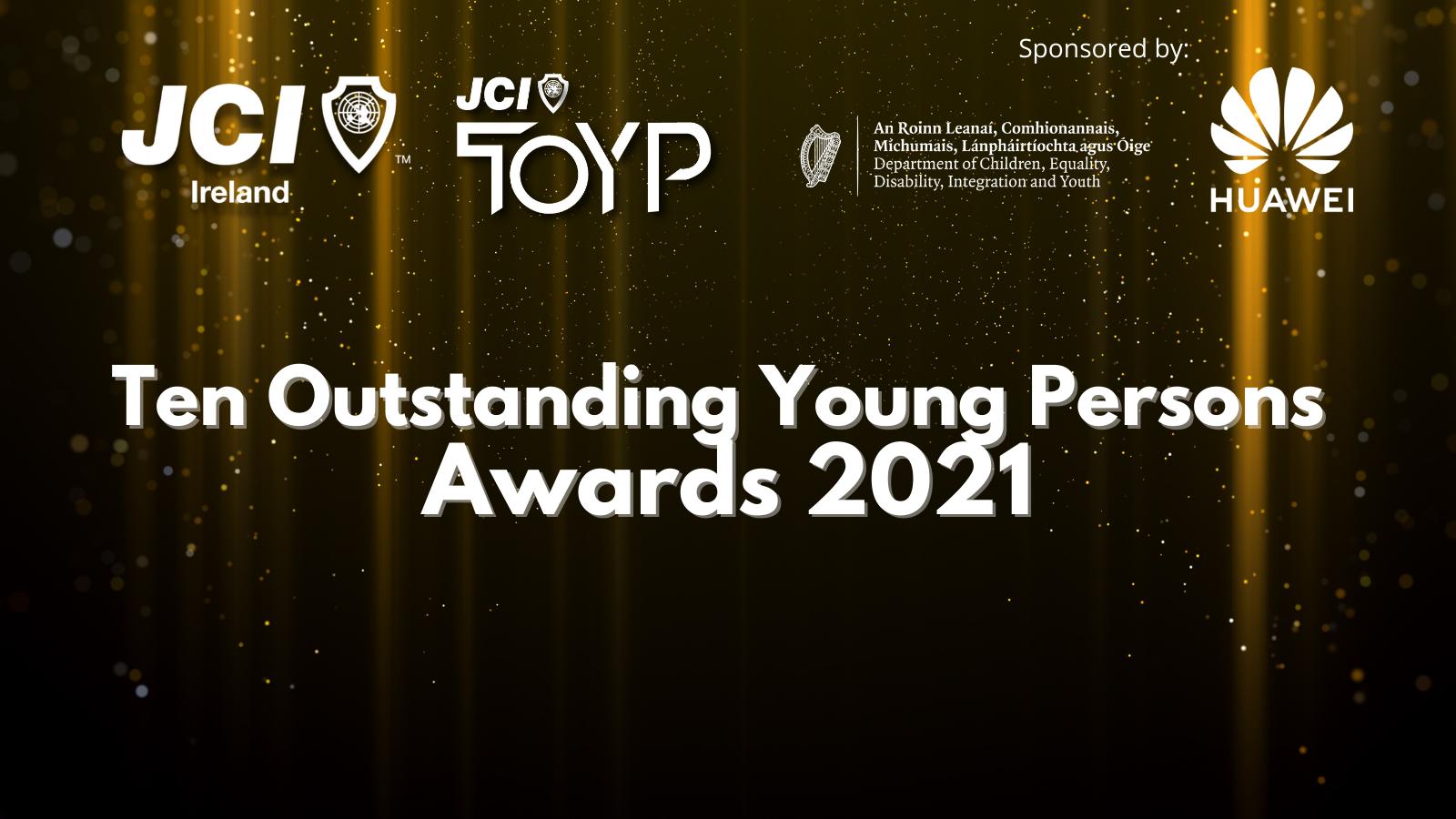 Junior Chamber Ireland announces Irelands Ten Outstanding Young Persons