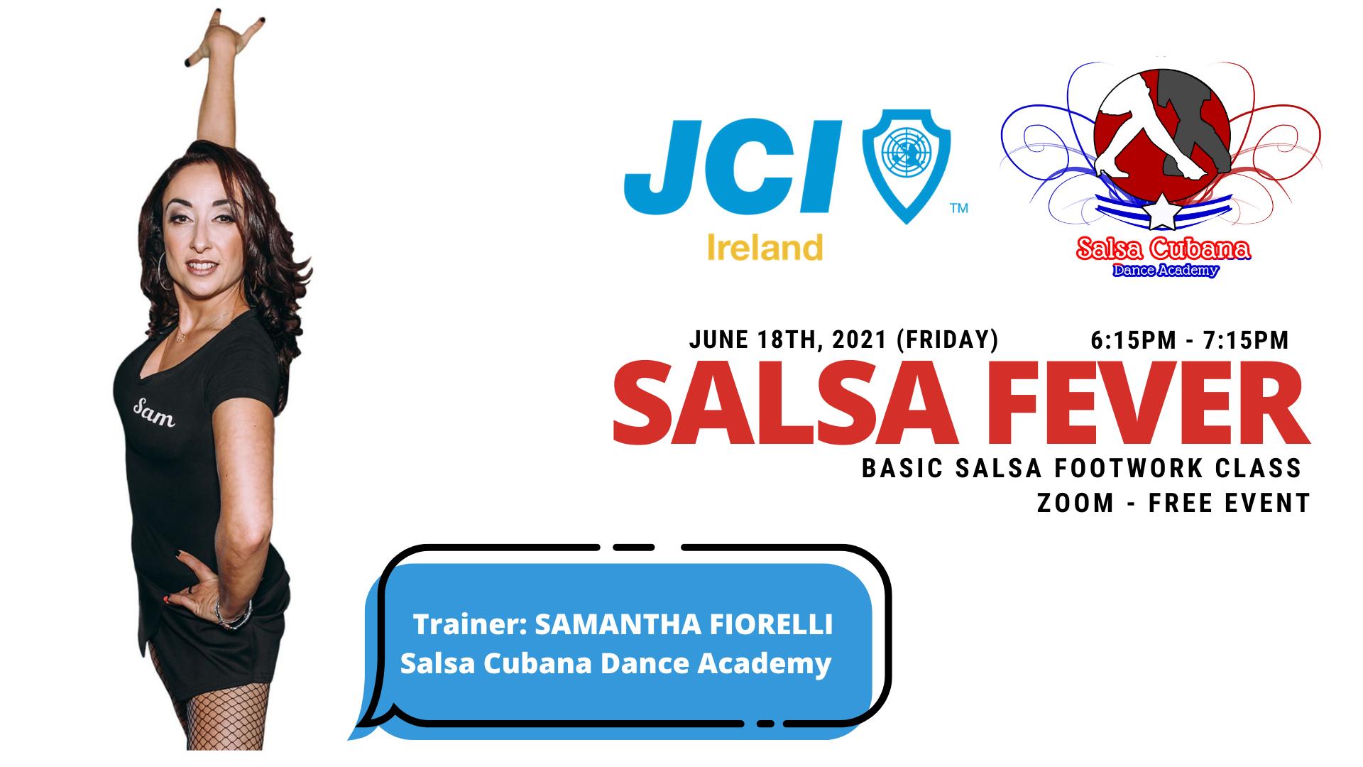 Salsa Fever  Basic Salsa Footwork Class