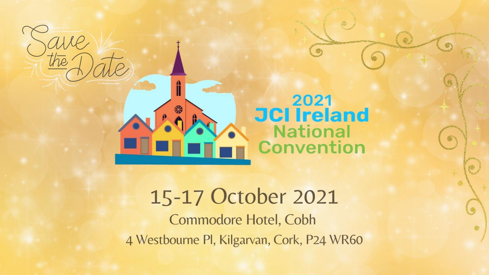 JCI Ireland National Convention 2021