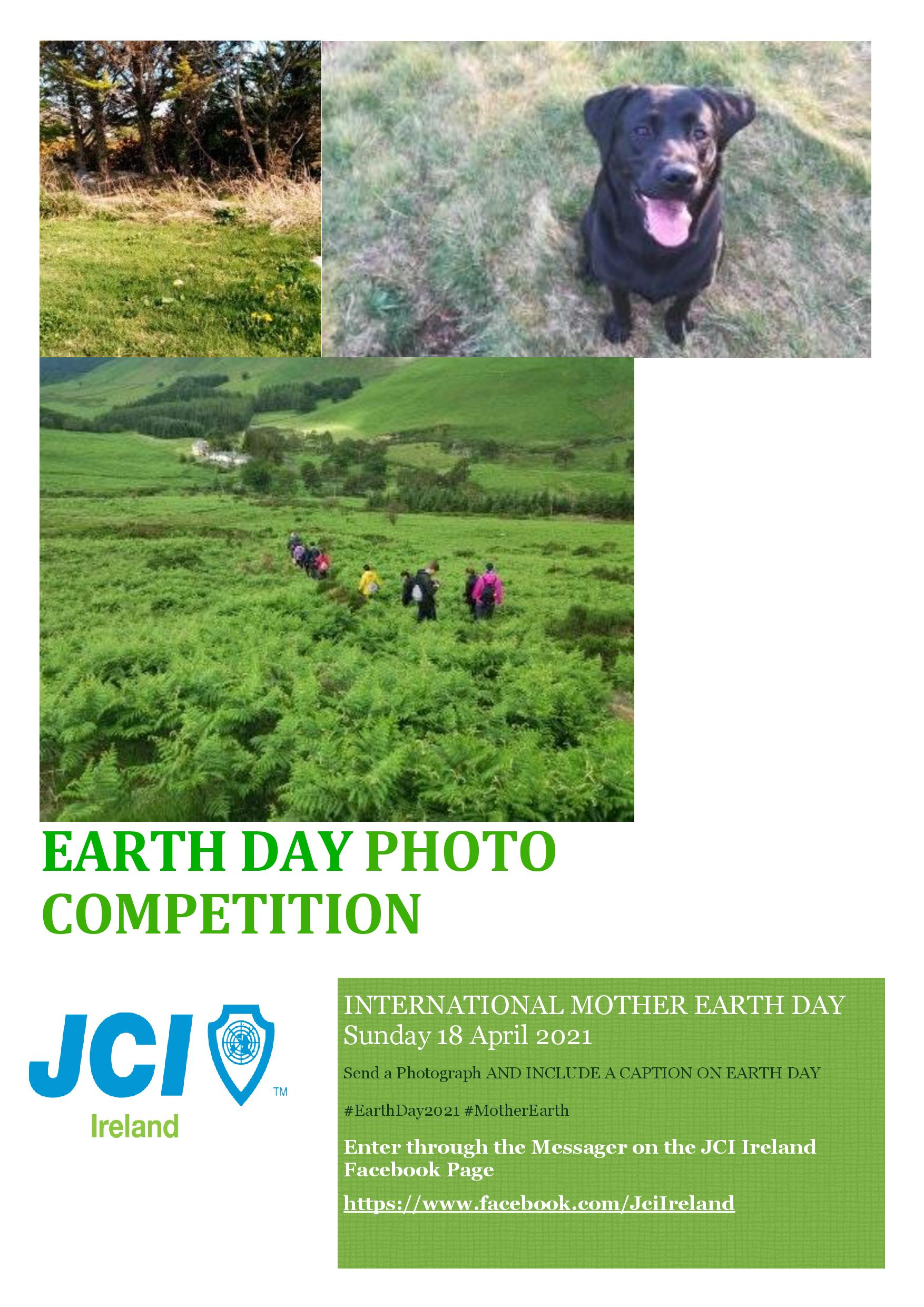 International Mother Earth Day Photo Competition - Deadline April 18th