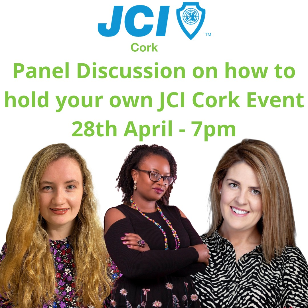 How to Hold Your Own JCI Cork Event