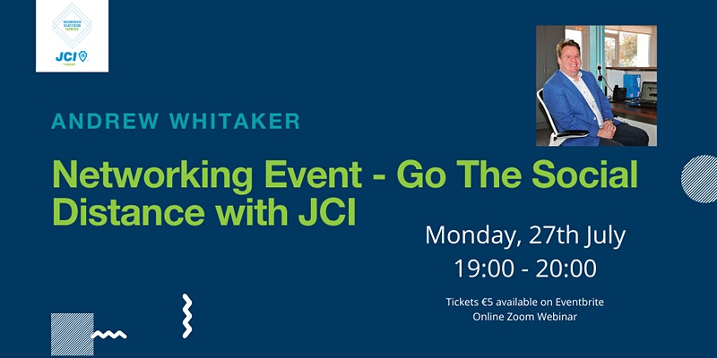 Networking Event: Go The Social Distance With JCI