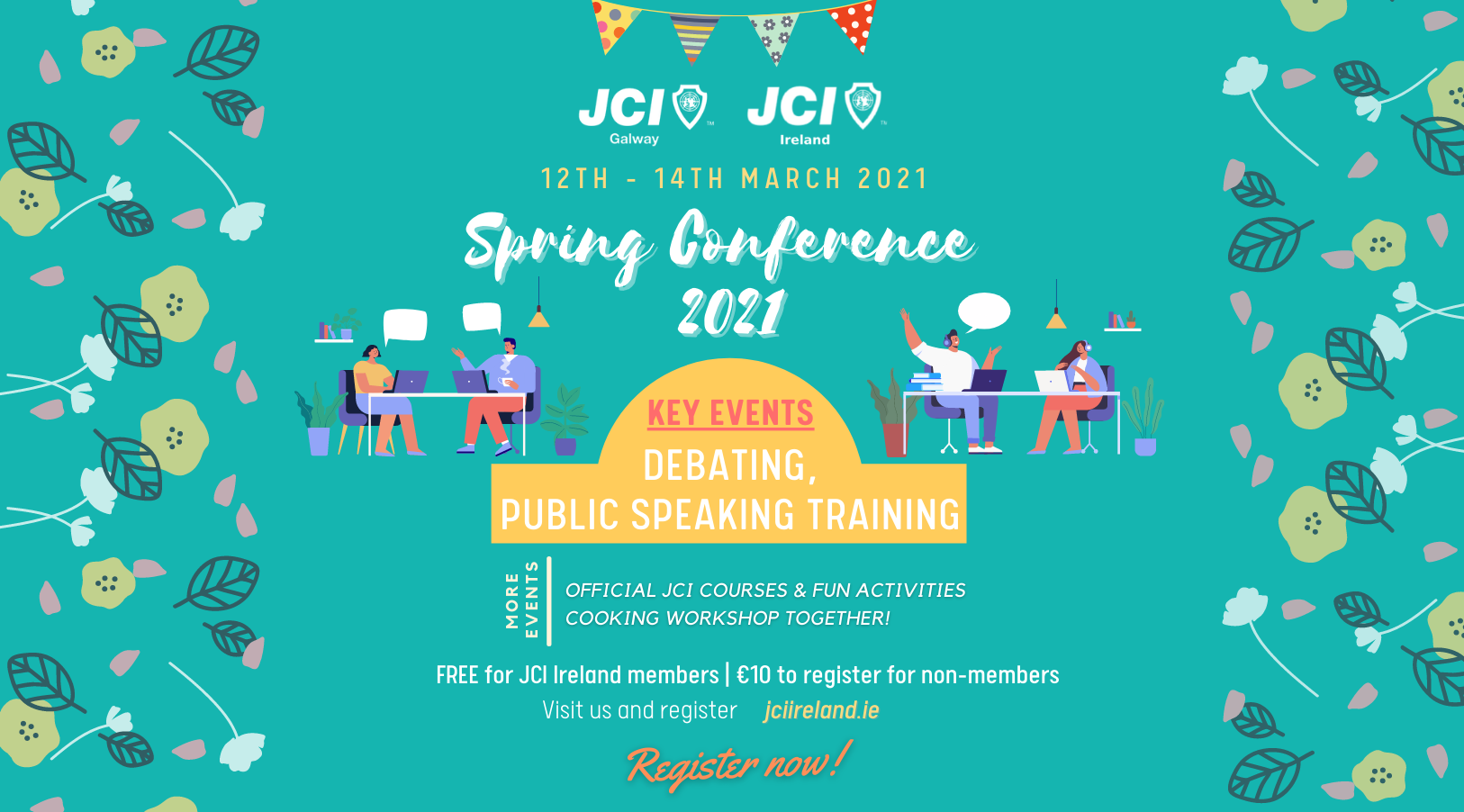 JCI Ireland Spring Conference 2021